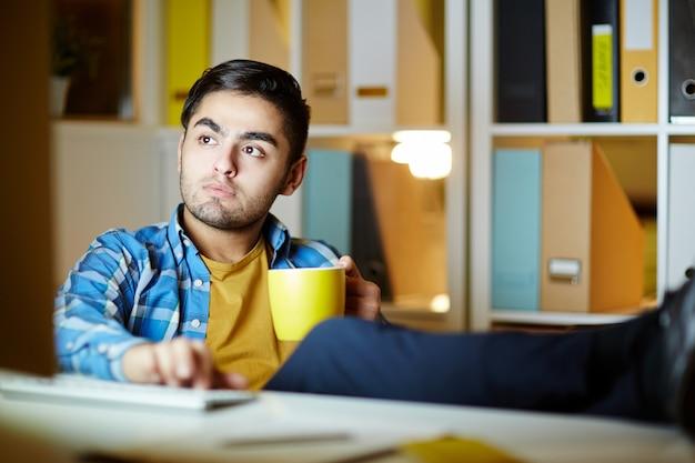Studiować w nocy