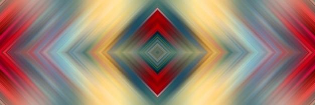 Stylowa symetryczna futurystyczna tekstura