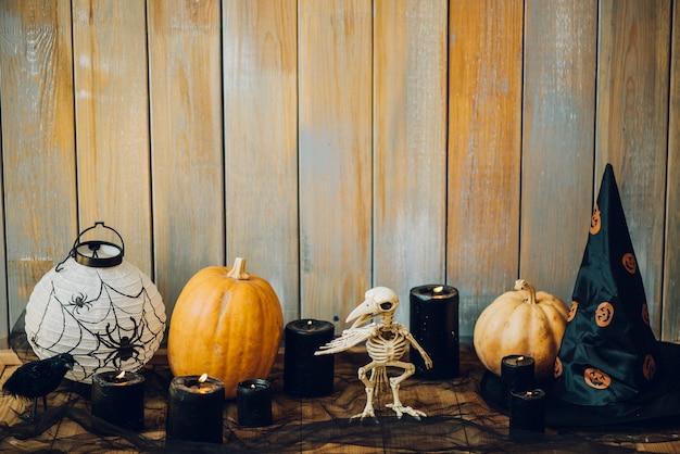 Stylowe rzeczy halloween