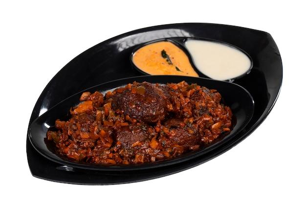 Suchy mandżurski gobhi