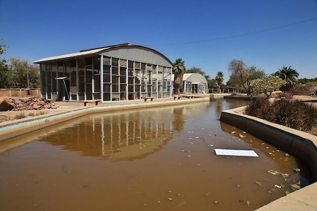 Sudańskie muzeum narodowe w chartumie