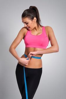 Sukces w dbaniu o wagę