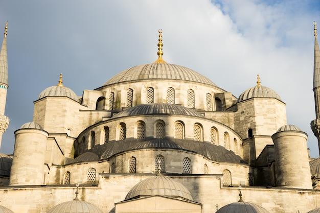 Sułtan ahmed błękitny meczet, istanbuł turcja