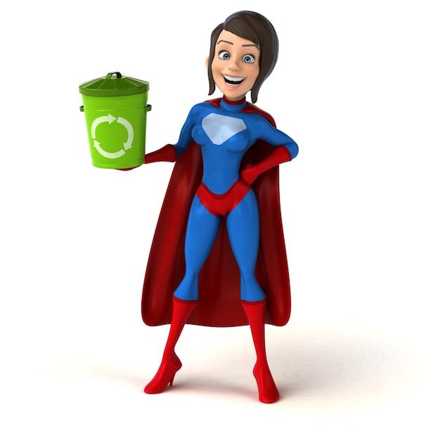 Super kobieta