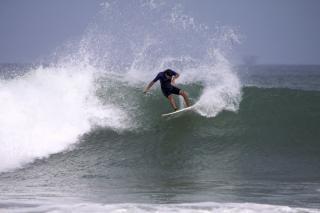 Surfer, bahia