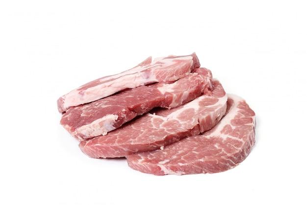 Surowe mięso
