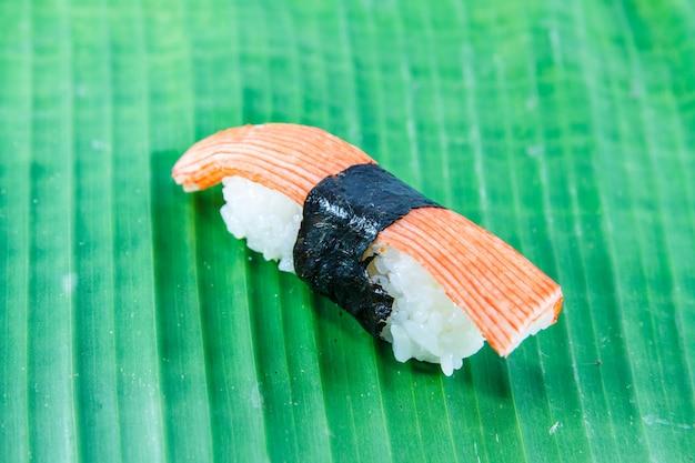 Sushi Krab Premium Zdjęcia