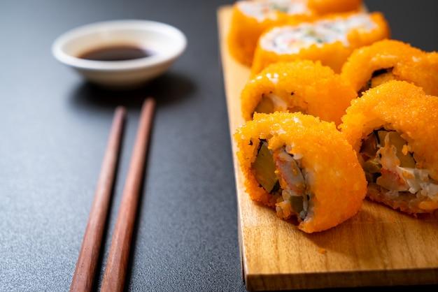 Sushi maki roll