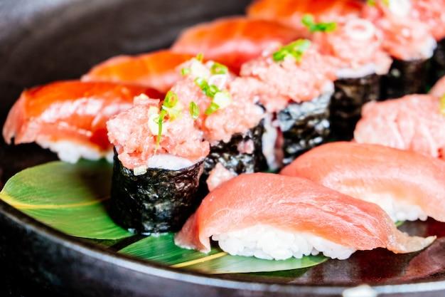 Sushi z tuńczyka
