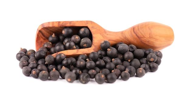 Suszone jagody jałowca