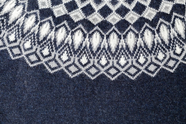 Sweter tekstura