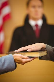Świadectwo przeklinania na biblii mówiąc prawdę