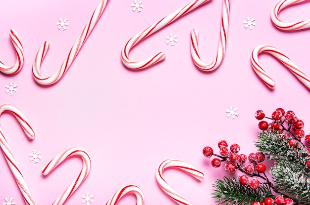 Świąteczna trzcina cukrowa