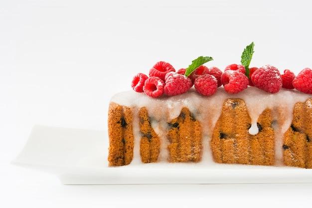 Świąteczne ciasto owocowe