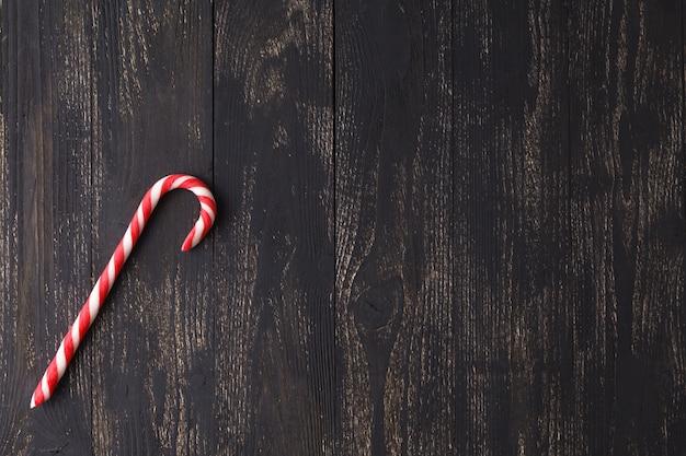 Świąteczne cukierki leżały płasko
