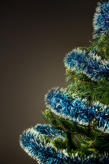 Świąteczne drzewo noworoczne