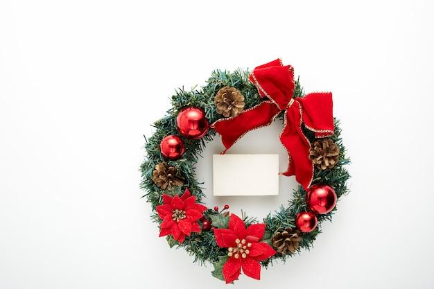 Świąteczne pozdrowienia ramki