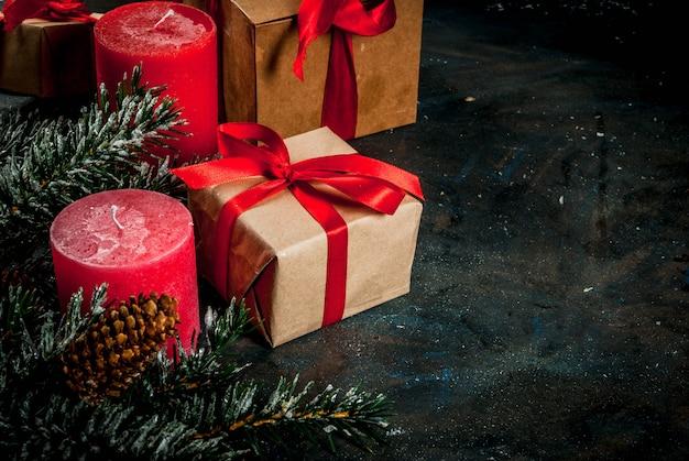 Świąteczne święta bożego narodzenia