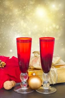Świąteczny szampan