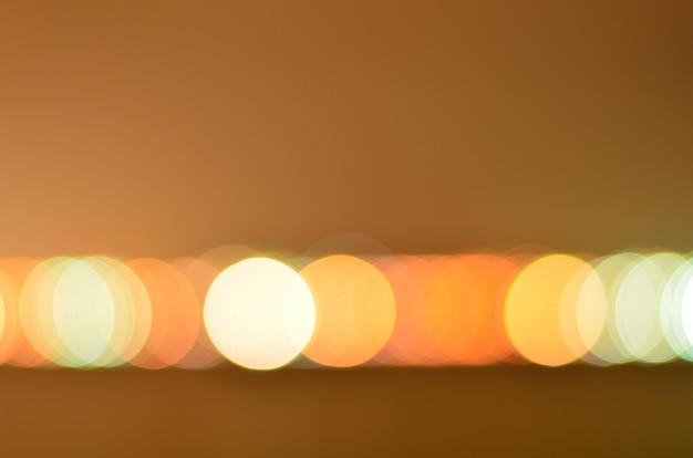 Światła w nocy, ilhabella, brazylia