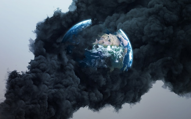 Światowa katastrofa.