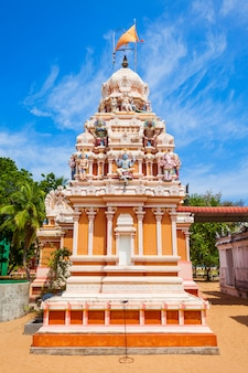 Świątynia alayam tiruchendur murugan