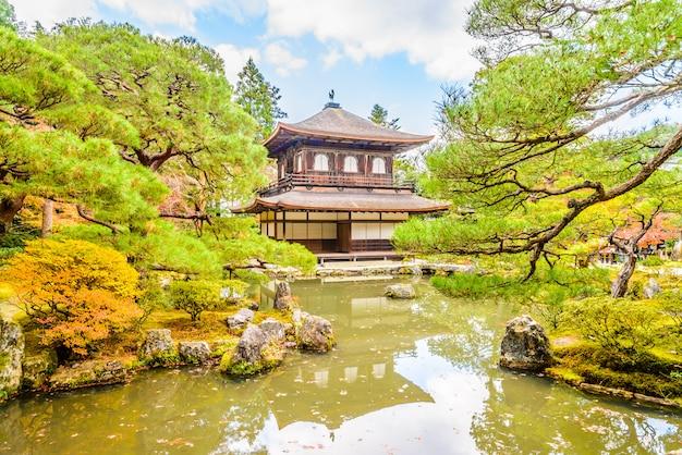 Świątynia ginkakuji