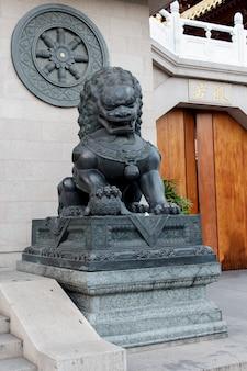 Świątynia jin'an, szanghaj