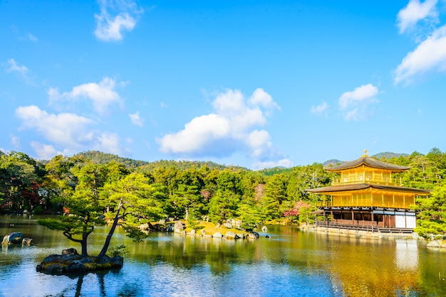 Świątynia kinkakuji