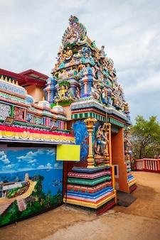 Świątynia koneswaram dakshinakailasha, trincomalee