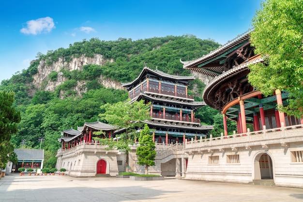 Świątynia konfucjańska została zbudowana w 815 r. w liuzhou w chinach.