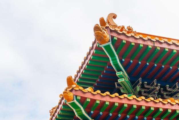 Świątynia sik sik yuen (zwana także świątynią wong tai sin) w hongkongu
