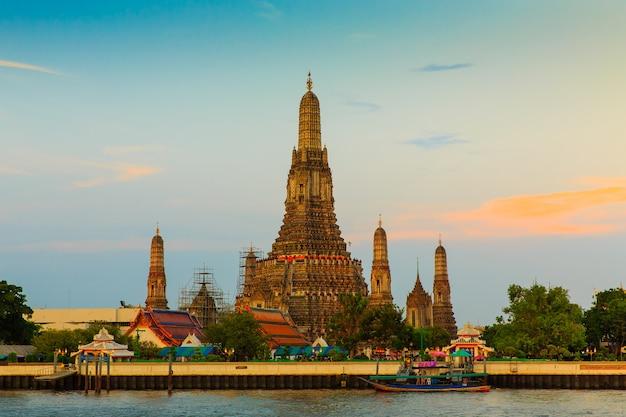 Świątynia tajskiego buddy