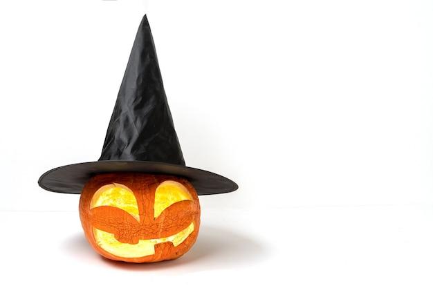 Świecąca dynia halloween