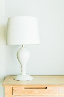 Świecąca lampa