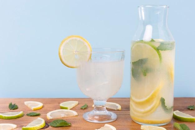 Świeża lemoniada