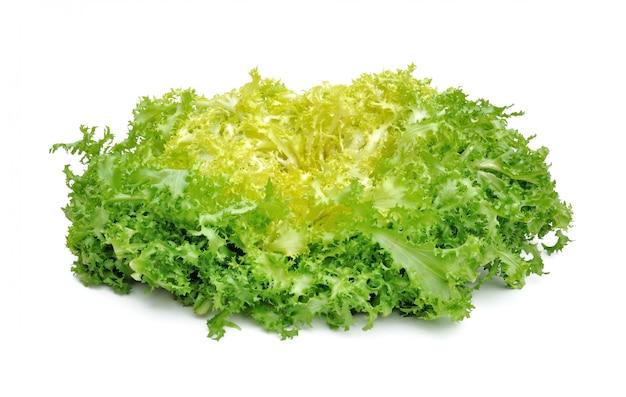 Świeża zielona sałatka