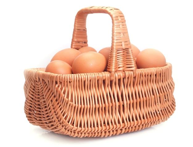Świeże jajka