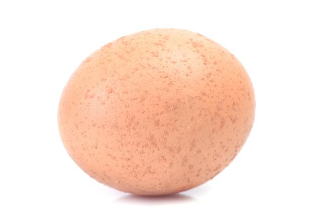 Świeże jajko