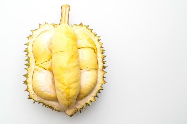 Świeże owoce durian