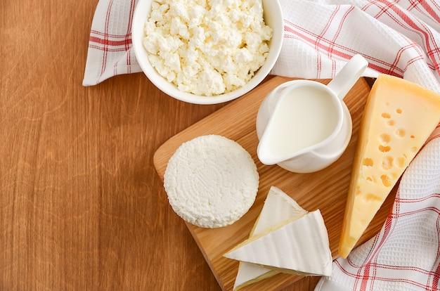 Świeże produkty mleczne
