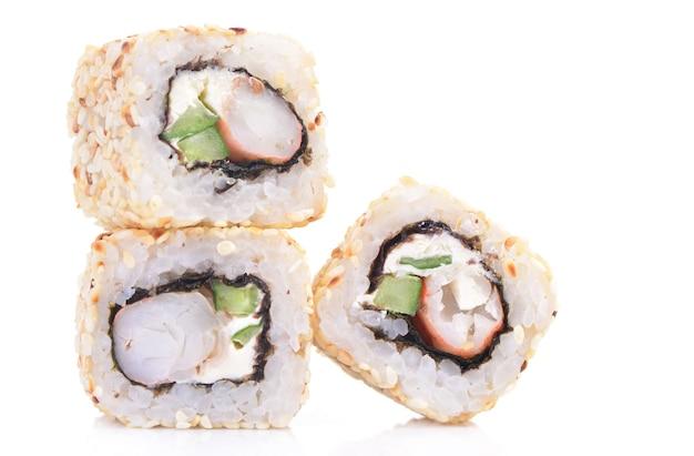 Świeże sushi