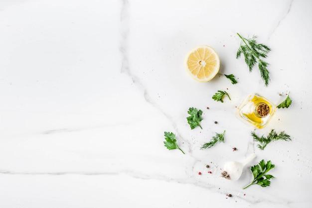Świeże warzywa na zdrowy obiad