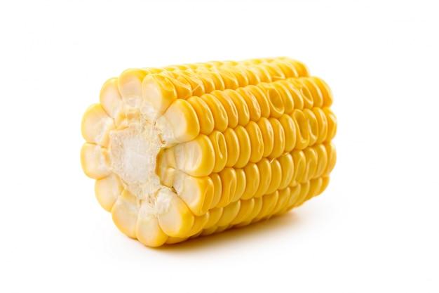 Świeże żółte odciski