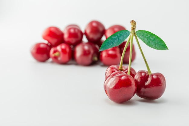 Świeżość deser natury owoców