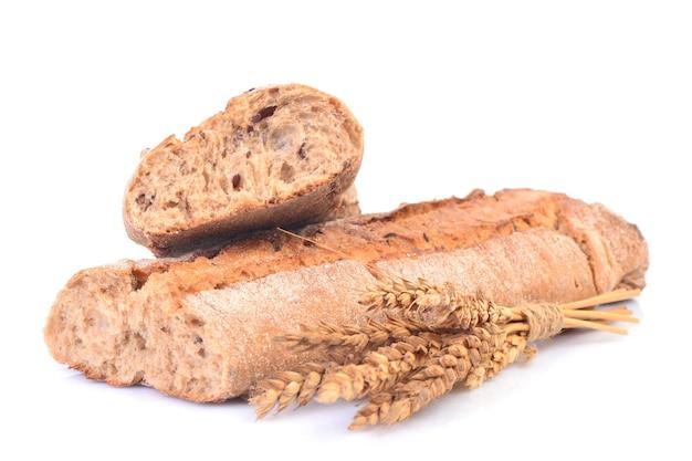 Świeży chleb i pszenica