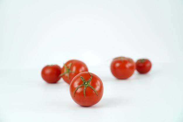 Świeży i pożywny pomidor