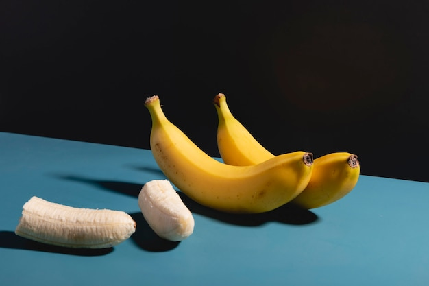 Świeży owoc banana