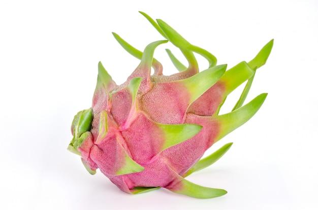 Świeży różowy pitaya