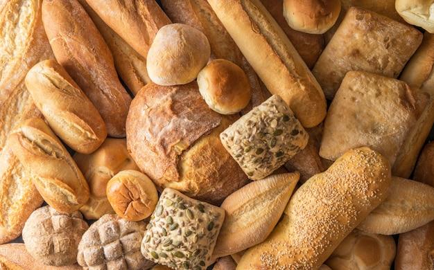 Świeży włoski chleb